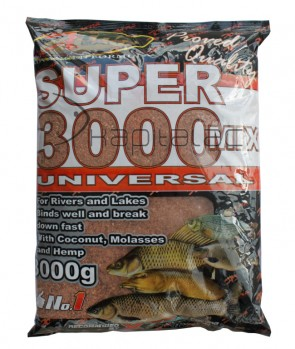 Xtra Super 3000 Mix Univerzal 3 kg