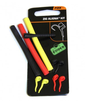 Fox Zig Aligna Kit Red/Yellow/Black