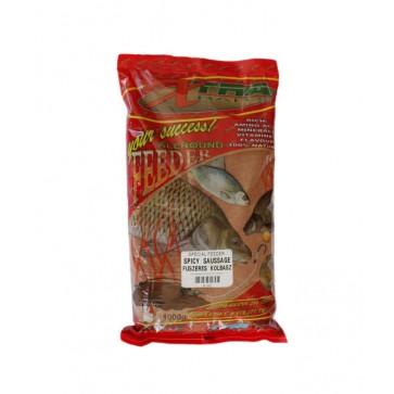 Xtra Feeder Spicy Saussage 1KG