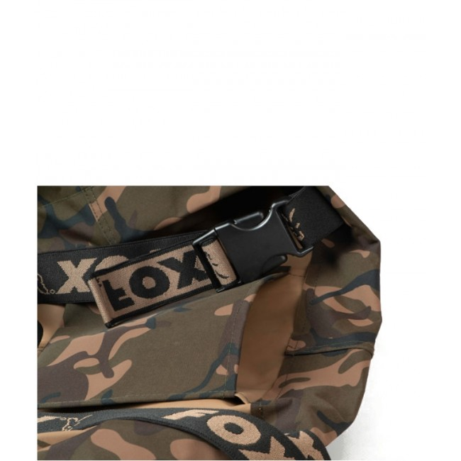 Fox Cunk Camo LW Waders Size 9//43
