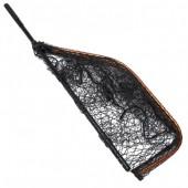 Savage Gear Pro Tele Folding Net Rubber X-Large Mesh L (65x50cm)