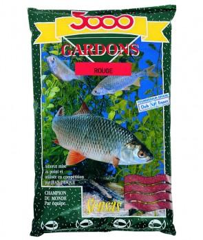 Sensas 3000 Gardons Red 1kg