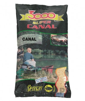 Sensas 3000 Canal 1kg