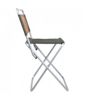 Shakespeare Folding Backrest Stool