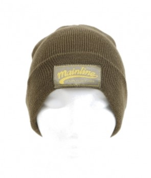 Mainline Green Beanie Hat