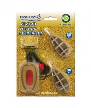 Cralusso Eco Method Basket Set 2pcs