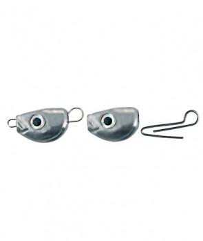 Jaxon Czeburaszka Jig Heads Fish 10kom/pak