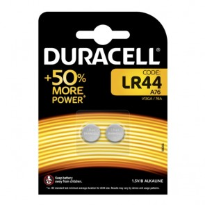 Baterija Duracell Electronic LR44 2 kom