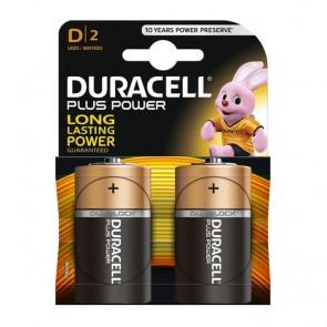 Baterija Duracell Basic D / MN1300 2 kom