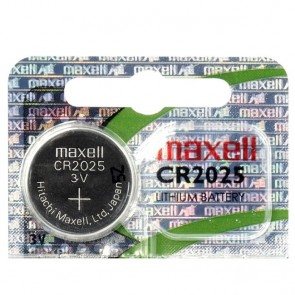 Baterija Maxell Cell Lithium CR2025 / DL2025 1kom