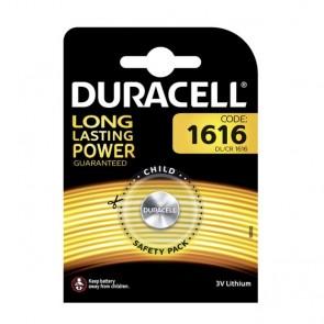 Baterija Duracell Electronics CR1616 / DL1616 1kom