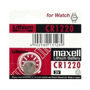 Baterija Maxell Cell Lithium CR1220 / DL1220 1kom