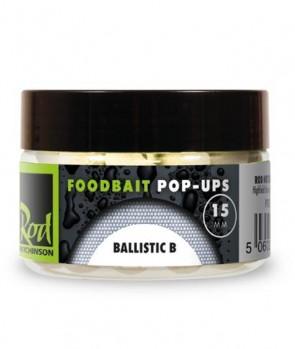 Rod Hutchinson Ballistic B Pop Up