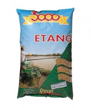 Sensas 3000 Etang Lake 1kg