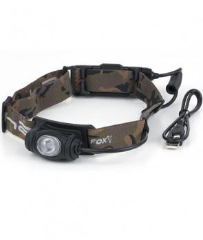 Fox Halo Headtorch AL350C