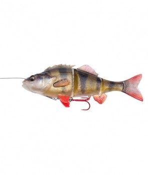Savage Gear 4D Line Thru Perch 17cm SS 63g