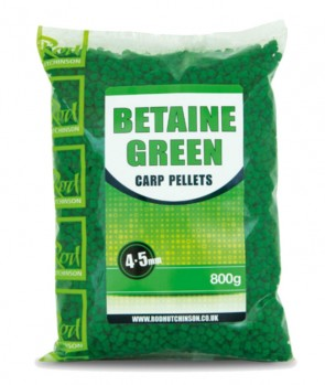 Rod Hutchinson Betaine Green Carp Pellets 800g