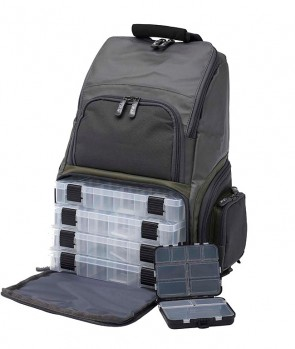 Dam Backpack (4 Boxes)