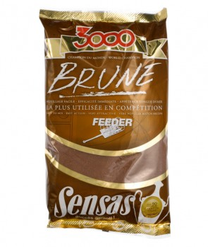 Sensas 3000 Brown 1kg