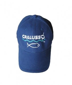 Cralusso Cap Royal Blue