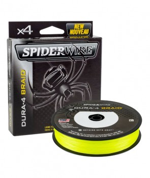 Spiderwire Dura 4 Yellow 300m