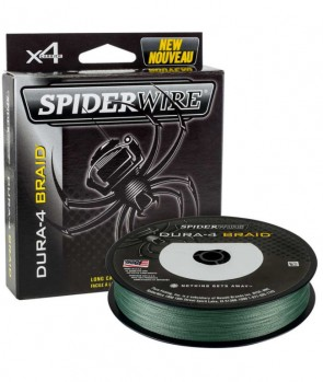 Spiderwire Dura 4 Green 150m