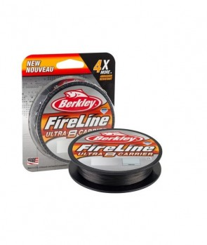 Berkley FireLine 8 Smoke 150m