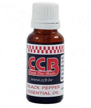 CCB Black Pepper Essential Oil 20ml