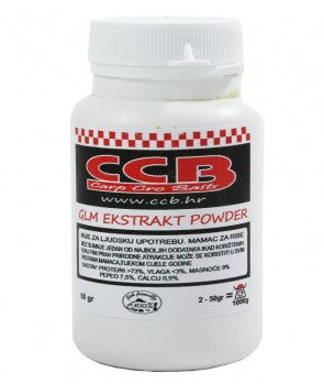 CCB Glm Extract 50g