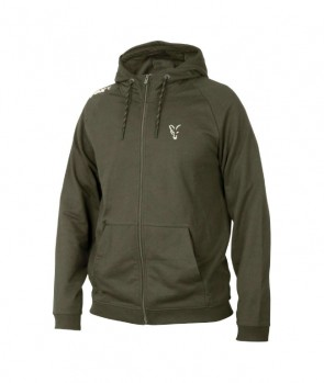 Fox Collection Green / Silver LW Hoodie