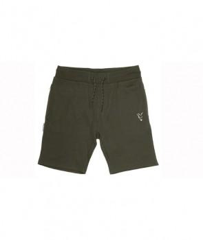 Fox Collection Green / Silver LW Jogger Shorts