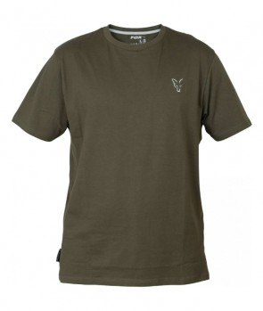 Fox Collection Green / Silver T-Shirt