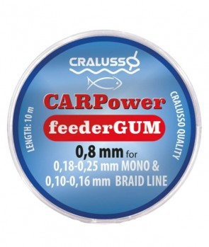 Cralusso CarPower Feeder Gum