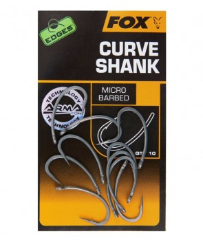 Fox Edges Curve Shank X