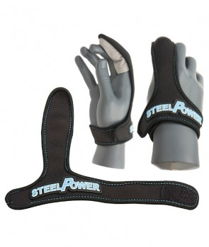 Dam Steelpower  Blue Casting Glove