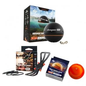 Deeper Smart Fishfinder PRO Plus + Smartphone Mount + Night Cover GRATIS!!