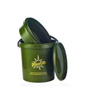 Dynamite Baits 11 Litre Carp Bucket With Insert Tray