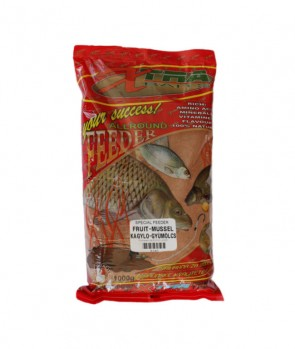 Xtra Feeder Fruit-Mussel 1KG