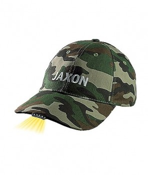 Jaxon Cap With Flashlight