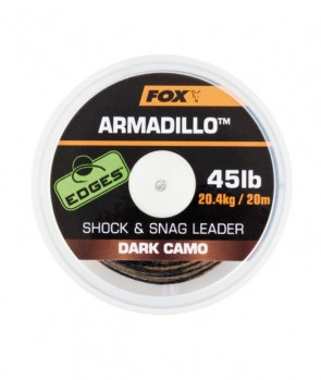 Fox Armadillo Dark Camo 20m / 30lb