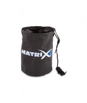 Matrix Collapsible Water Bucket - inc. Drop Cord & Clip