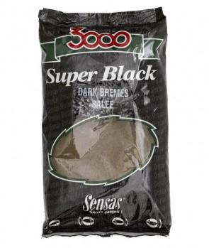 Sensas 3000 Dark Roach 1kg