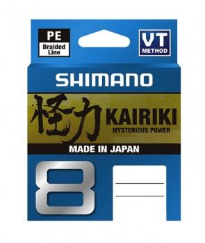Shimano Kairiki 150m Steel Gray