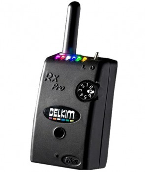 Delkim RX Plus Pro 6 Led Mini Receiver with Vibro Alert