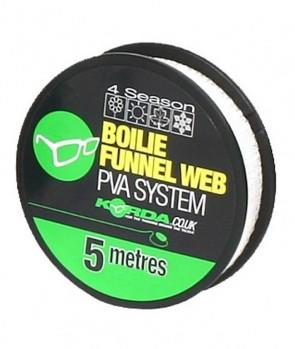 Korda Boilie Funnel Web Micromesh 5 m Refill