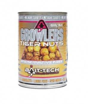 Bait Tech Growlers Tigernuts 400g