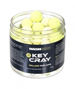 Nash Key Cray Pop Ups Yellow