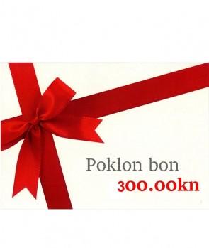 Poklon Bon 300.00kn