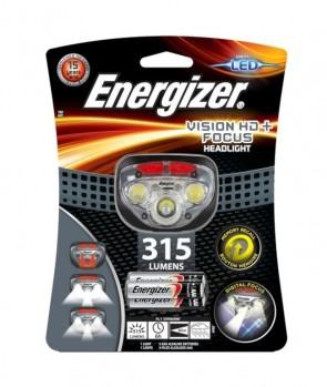 Energizer Vision Headlight HD + Focus