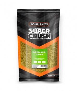Sonubaits Groundbait Supercrush Green 2 kg